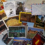 Postcards and Letters collected by Grandma Next Door