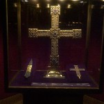 The Holy Cross and the Holy Lance