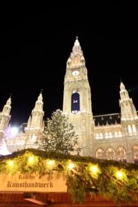 Rathaus X-Mas Tree