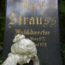 Grave of Josef Strauss in Vienna's Central Cemetery