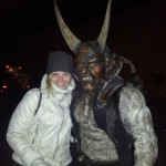 Krampus and KC