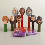 Pez Hobbit Dispensers