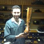 Mr. Yildiz from Yildiz Shoe Service