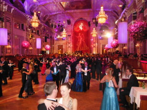 Kaffeesiederball Vienna Palace