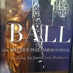 Vienna Philharmonic Ball Poster