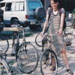 Me and my bike in China