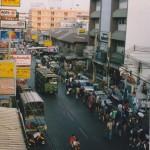 Khoa San Road, Bangkok, Thailand