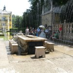 Hellbrunn Tour - the Water Table