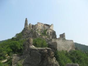 Dürnstein Castle Ruins