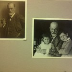 Freud Photos - cigar and family
