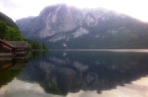 Altaussee was a beloved Sommerfrische destination for Hugo von Hofsmanthal, Richard Strauss and Johannes Brahms