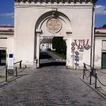 Augarten Eingang