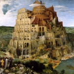 Brueghel's Tower of Babel. Vienna Museum of Art History