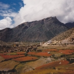 Annapurna Circuit Village