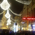 New Years Eve in Vienna is a big party