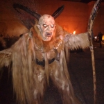 Krampuses prefer fur