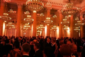 Ballroom with Live Jazz music