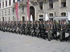 Hofburg Parage