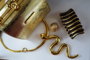 Gold Accessories for Lifeball