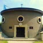 Chapel of the Resurrection at the Cemetery of the Nameless in Vienna