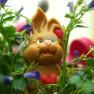 Marzipan Easter Bunny
