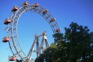 Riesenrad in Vienna's Prater